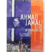 DVD Ahmad Jamal Live In Baalbeck - Lacrado - Importado