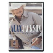DVD Alan Jackson - Greatest Hits Volume II - Importado EUA