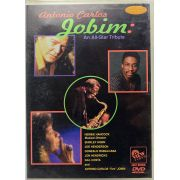 DVD Antonio Carlos Jobim - An All-Star Tribute - Herbie Hancock