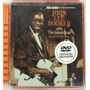 DVD Audio John Lee Hooker With The Groundhogs - Lacrado - Importado
