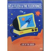 DVD Béla Fleck & The Flecktones - Live At The Quick - Importado