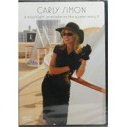 DVD Carly Simon - A Moonlight Serenade On The Queen Mary 2 - Lacrado - Importado