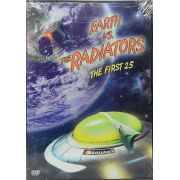 DVD Earth Vs. The Radiators - The First 25 - Lacrado - Importado