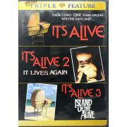 DVD It's Alive 1 2 & 3 - Região 1 - Importado