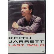 DVD Keith Jarrett - Last Solo - Lacrado - Importado
