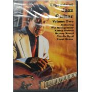 DVD Legends Of Jazz Guitar Volume 2 - Lacrado - Importado