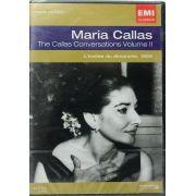 DVD Maria Callas - The Callas Conversations Vol 2 - Lacrado - Importado