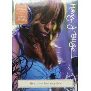 DVD Mary J. Blige Live From Los Angeles - Lacrado - Importado