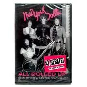 DVD New York Dolls - All Dolled Up By Bob Gruen - Lacrado - Importado