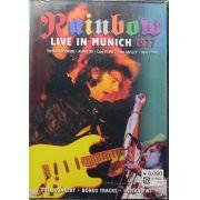 DVD Rainbow - Live In Munich 1977 - Importado Japão Region 1