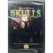 DVD Skulls - Night Of The Living - Lacrado - Importado