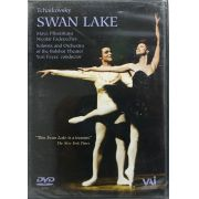 DVD Tchaikovsky Swan Lake - Lacrado - Importado