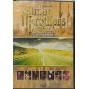 DVD The Allman Brothers Band - Live In Gainesville - Lacrado