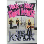 DVD The Knack - Rockn Roll Fun House - Lacrado - Importado