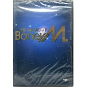 DVD The Magic Of Boney M - Importado Alemanha - Lacrado