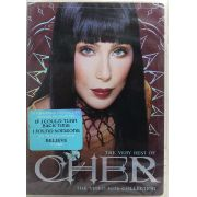 DVD The Very Best Of Cher - The Video Hits Collection - Lacrado - Importado