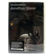 DVD The Work Of Director Jonathan Glazer - Lacrado - Importado