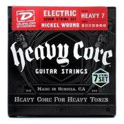 Encordamento Guitarra Dunlop DHCN1060 10-60 Heavy Core - 7C