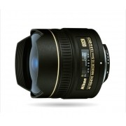 Lente Nikon AF ED DX Fisheye 10.5mm 2.8 Olho de Peixe
