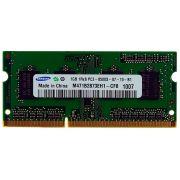 Memória Notebook Samsung 1gb Ddr3 Pc3-8500s 1066mhz M471B2873EH1-CF8
