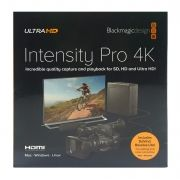 Placa de Captura Blackmagic Design Intensity Pro 4k