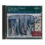 CD A Marriege Of England and Burgundy - The Binchois Consort / Andrew Kirkman - Importado - Lacrado