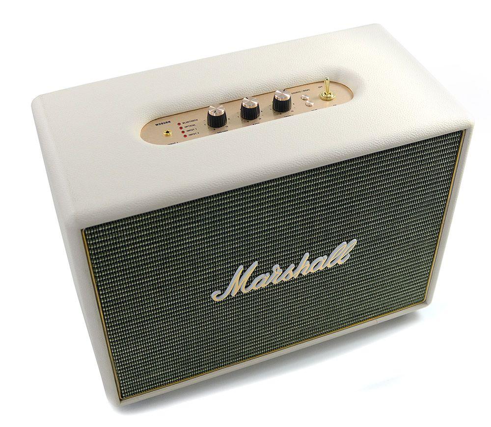 Caixa de Som Marshall Woburn Bluetooth 90W Creme - NF