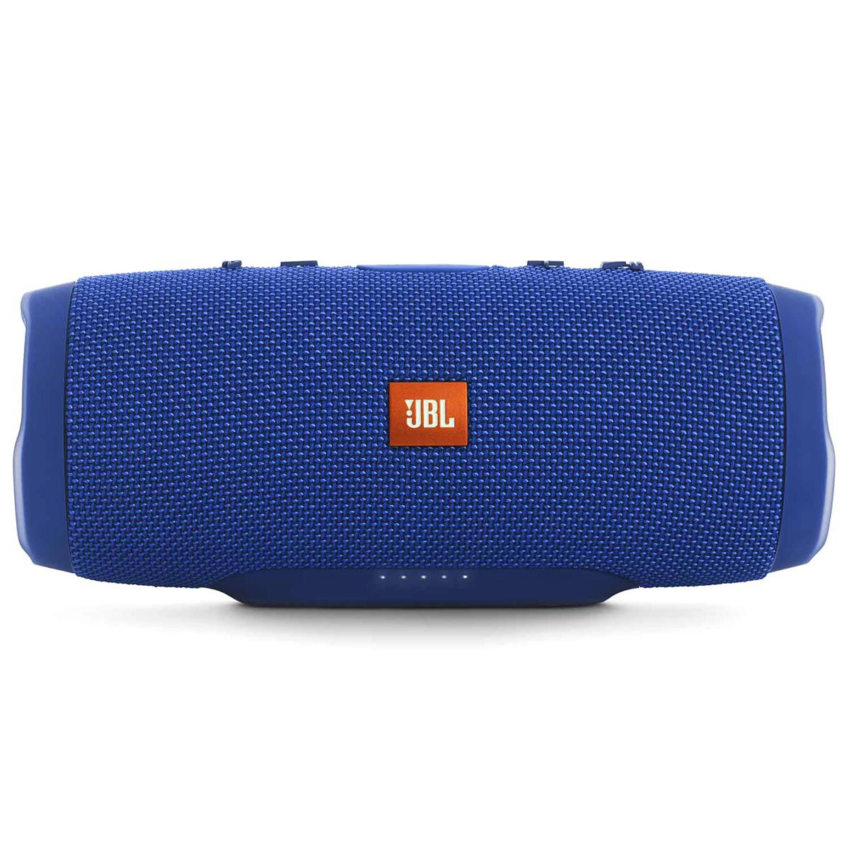 Caixa Som Bluetooth Jbl Charge 3 Portátil Prova D'água - Azul
