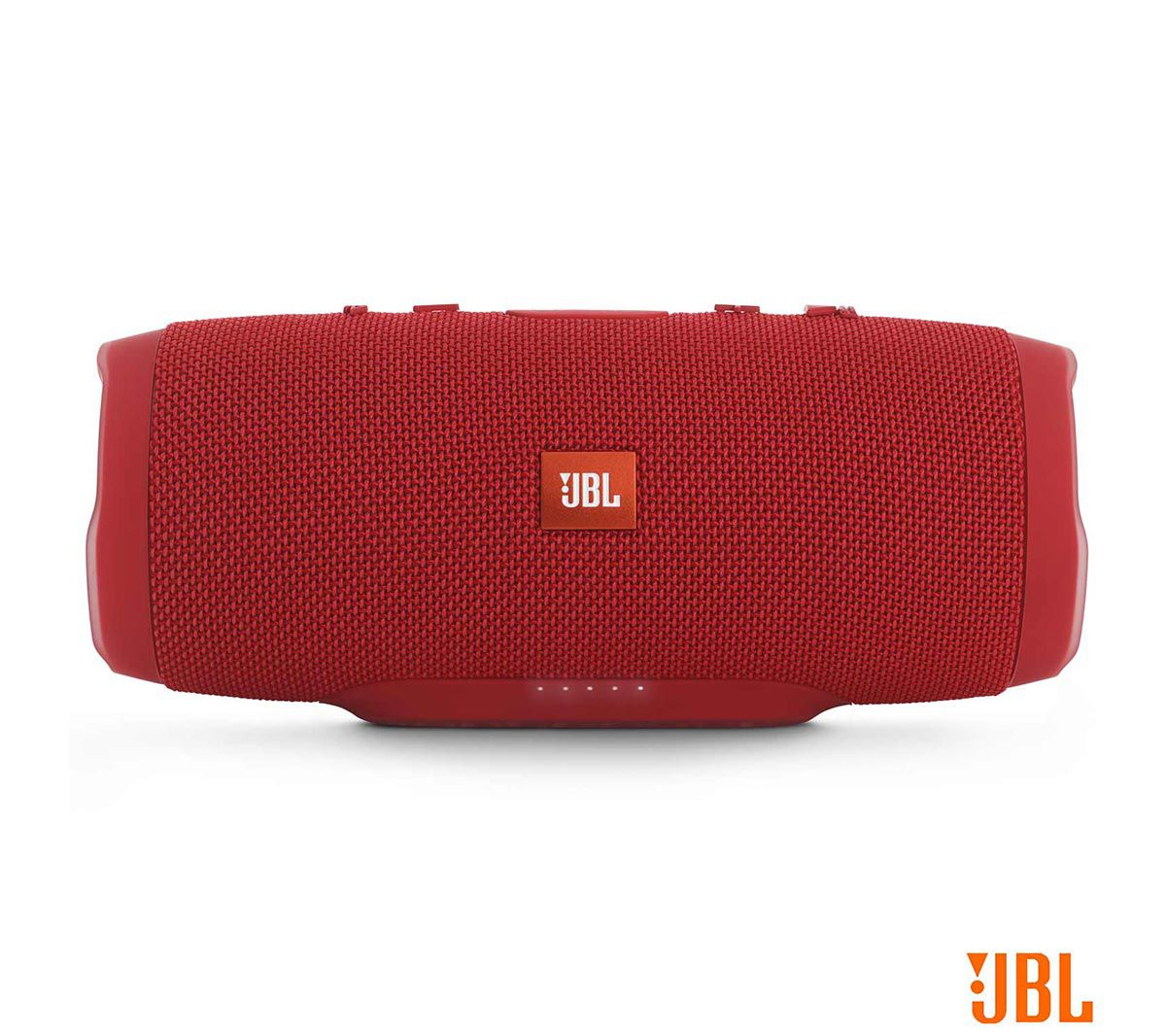 Caixa Som Bluetooth Jbl Charge 3 Portátil Prova D'água - Vermelha