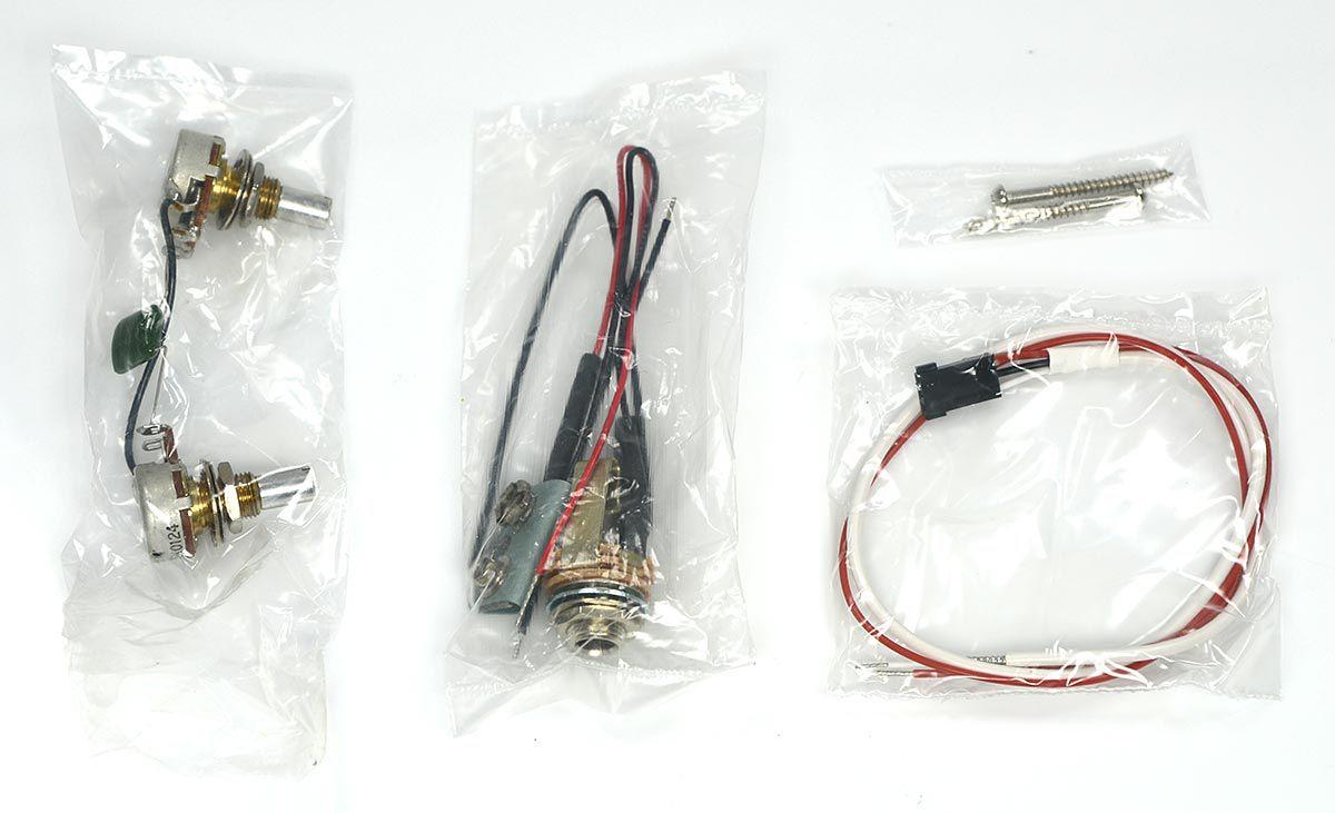 Captador EMG Ativo p/ Baixo 5 Cordas EMG-40DC
