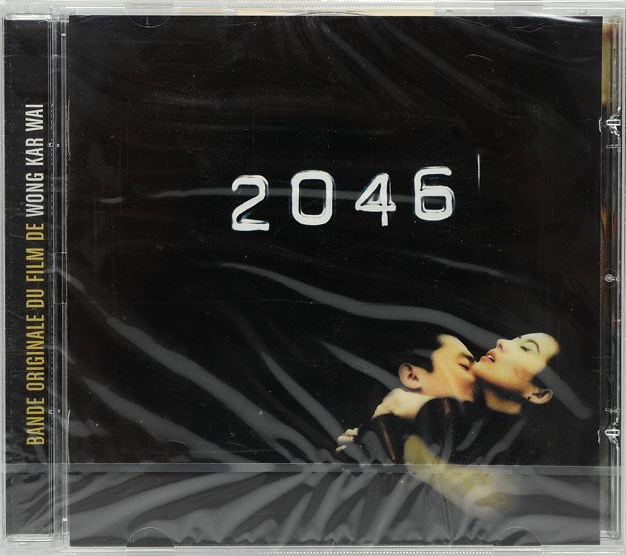 CD 2046 Original Soundtrack - Wong Kar Wai - Lacrado - Importado