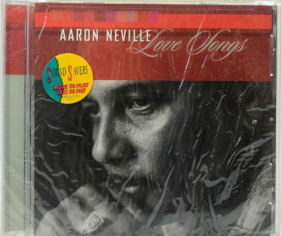 Cd Aaron Neville - Love Songs - Lacrado - Importado