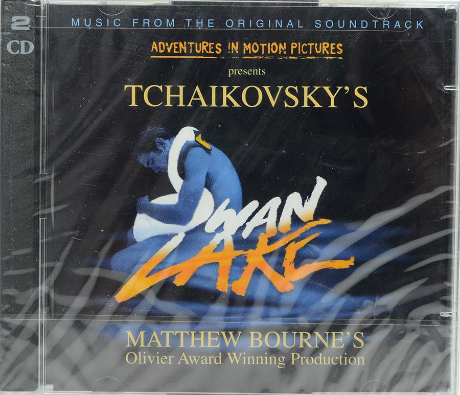 Cd Adventures In Motion Pictures - Tchaikovsky's Swan Lake - Lacrado - Importado