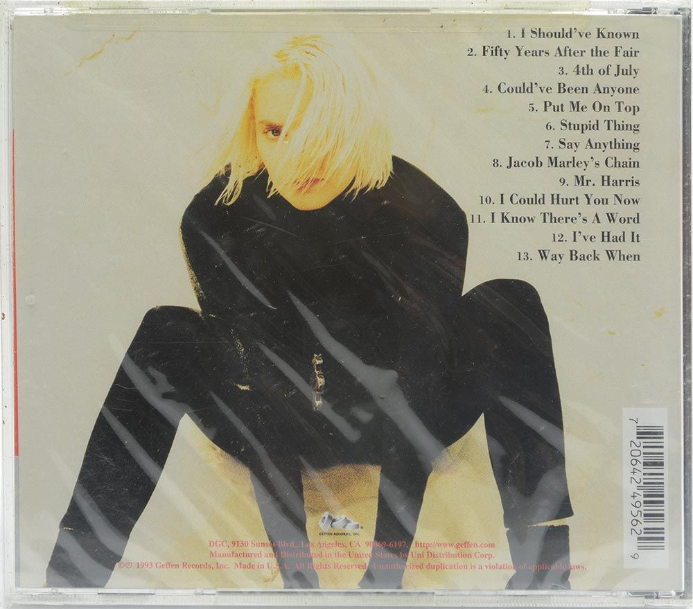 CD Aimee Mann - Whatever - Importado - Lacrado
