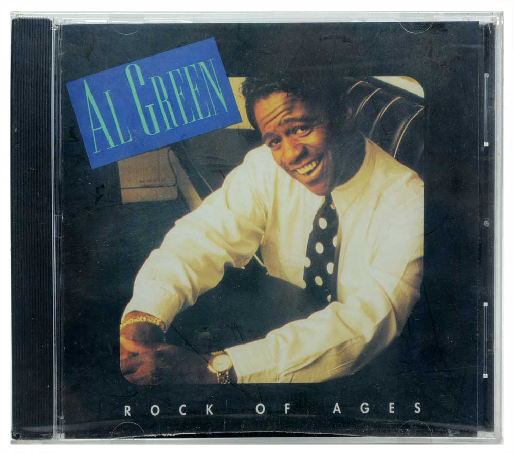 CD Al Green - Rock Of Ages - Lacrado - Importado