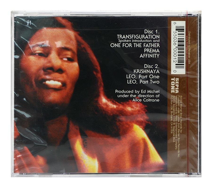 CD Alice Coltrane - Transfiguration - Duplo - Importado - Lacrado