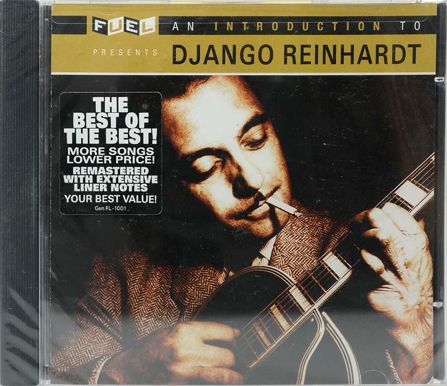 Cd An Introduction To Django Reinhardt - Lacrado - Importado