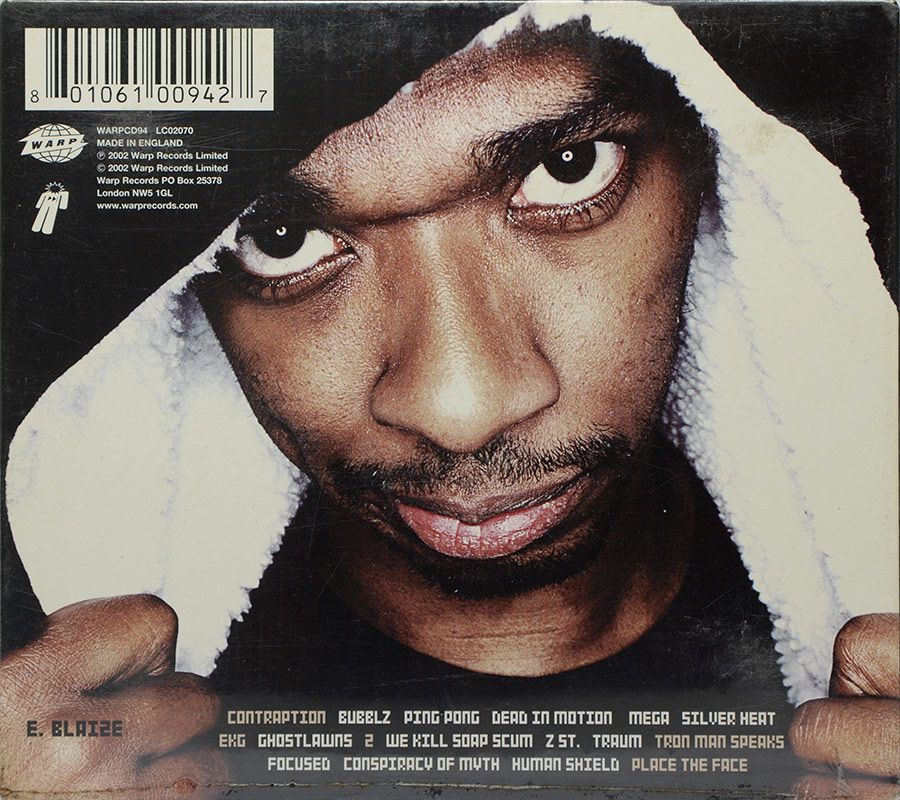 CD Antipop Consortium - Arrhythmia - Lacrado - Importado