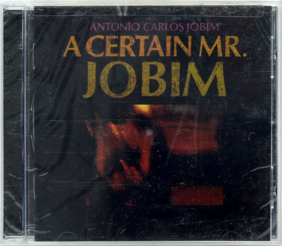 CD Antonio Carlos Jobim - A Certain Mr. Jobim - Lacrado - Importado