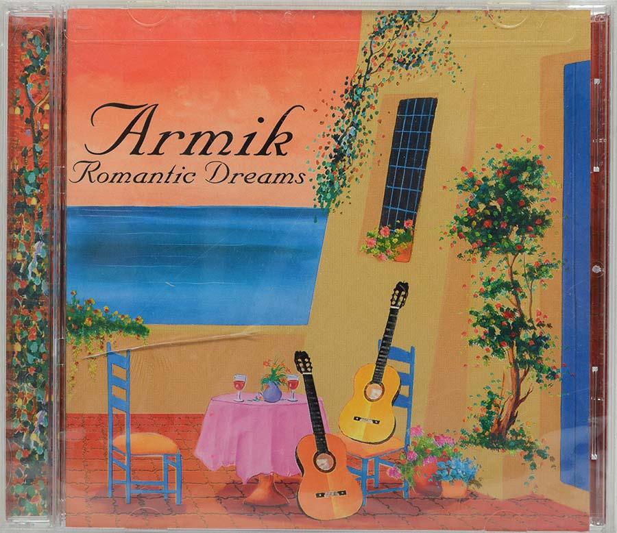 Cd Armik - Romantic Dreams - Lacrado - Importado