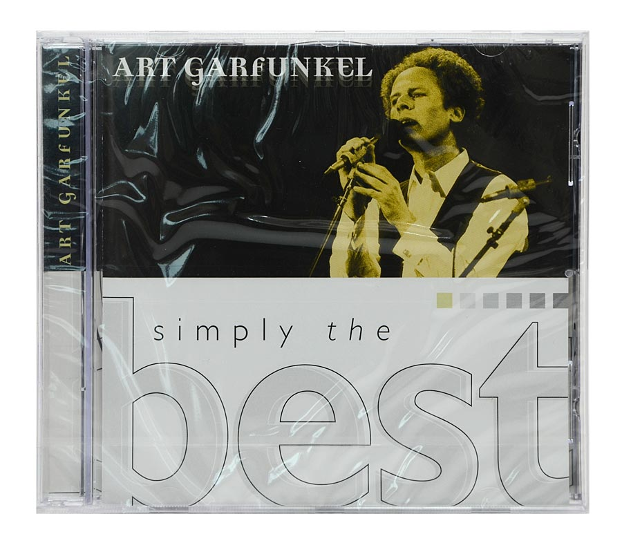 CD Art Garfunkel - Simply The Best - Importado - Lacrado