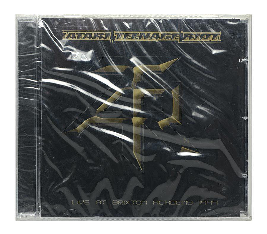 Cd Atari Teenage Riot - Live At Brixton Academy - Importado - Lacrado