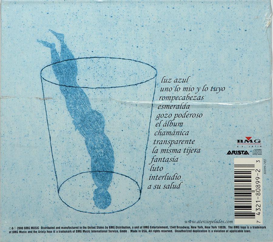 CD Aterciopelados - Gozo Poderoso - Lacrado - Importado