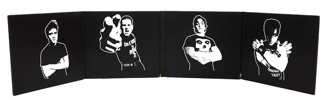 CD Avenged Sevenfold - Waking The Fallen Resurrected - Triplo: 2 CDs + 1 DVD - Importado USA - Lacrado