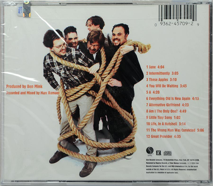 CD Barenaked Ladies - Maybe You Should Drive - Lacrado - Importado