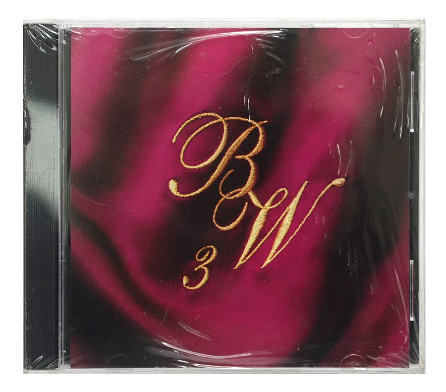 CD Barry White - Just For You: Volume 3 - Importado - Lacrado