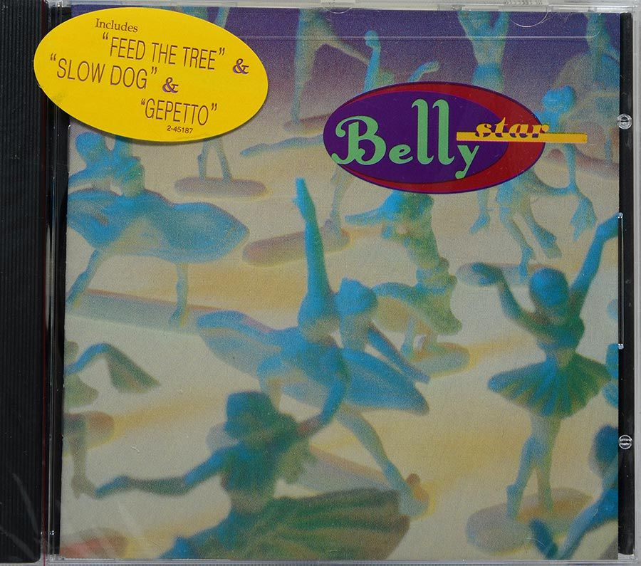 CD Belly - Star - Lacrado - Importado