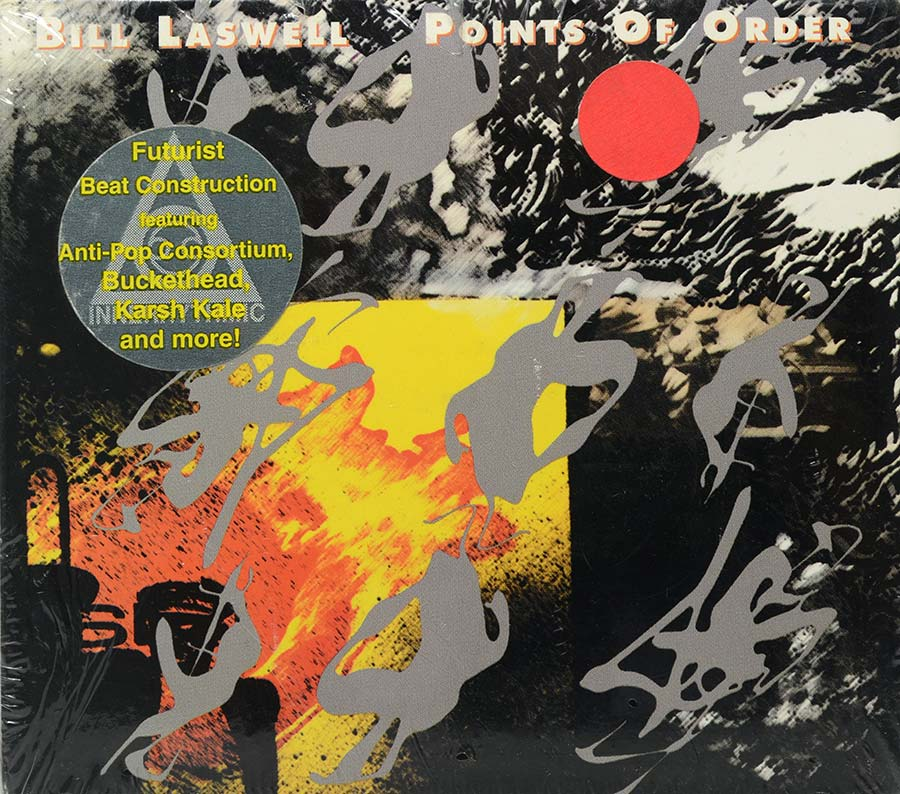Cd Bill Laswell - Points Of Order - Lacrado - Importado