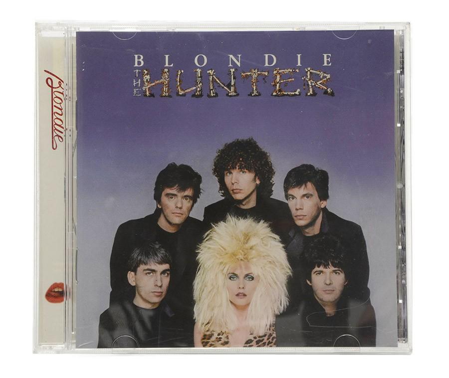 CD Blondie - The Hunter - Remastered - Importado - Lacrado