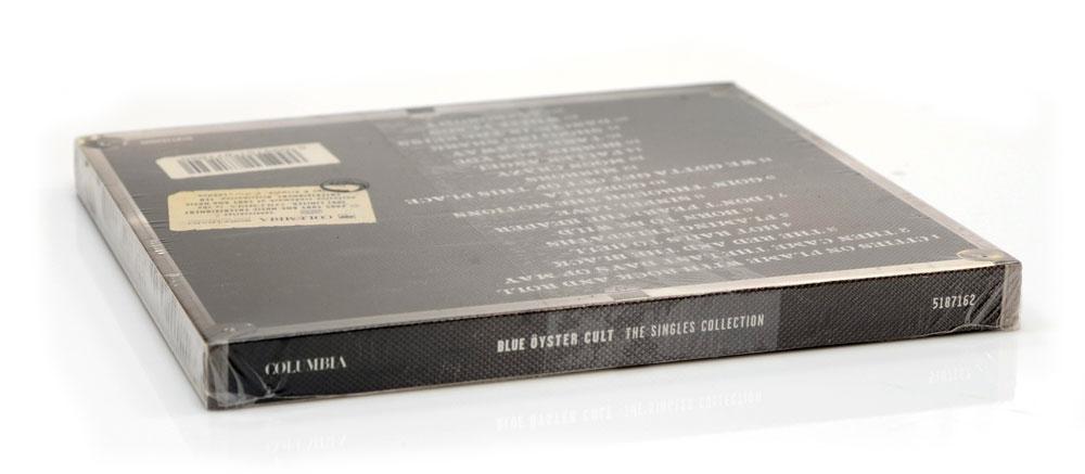 CD Blue Oyster Cult - The Singles Collection - Importado - Lacrado
